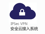 奕锐云安全接入VPN系统(含500个并发数)